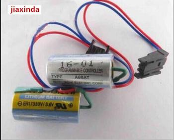 Jiaxinda JAUNU ER17330V/3,6 V ER17330V 3.6 V MR-BAT A6BAT litija baterijas TIPS-MRBAT Li-ion akumulators