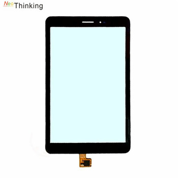 NeoThinking Tablet Par Huawei MediaPad T1 8.0 S8-701U S8-701 Touch Screen Digitizer Stikla Nomaiņa Daļa
