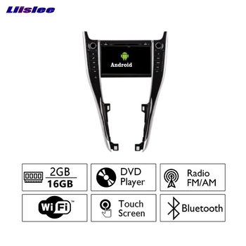 Liislee Android 2G RAM Toyota lija. gadam~2017 Auto Radio Audio un Video Multimediju DVD Player, WIFI, DVR, GPS Navi Navigācijas