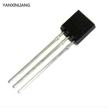 50GAB LM317 LM317L Sprieguma Regulators 1.2 V 37V 100mA 0.1 A-92 Pakete