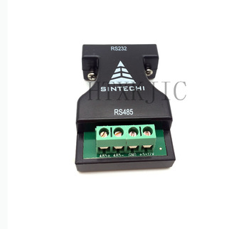 RS-232 RS232 uz RS-485 RS485 Interfeiss Serial Adapteri Converter JAUNAS
