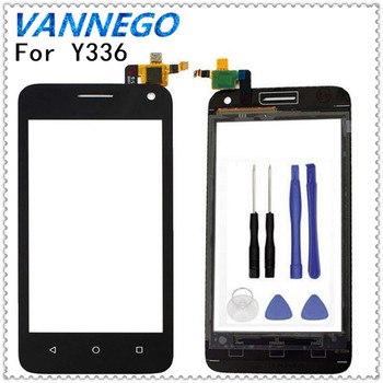 Vannego 4.0 collu Touch Screen Digitizer Par Huawei Y336 Y3 Y336-U02 digitizer touch screen displejs+Bezmaksas Piegāde