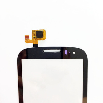 Jauni Touch Screen, Par Alcatel One Touch POP C5 5036 touchscreen OT 5036 5036D 5037E ot5036 stikla outter Paneļa Priekšā digitizer